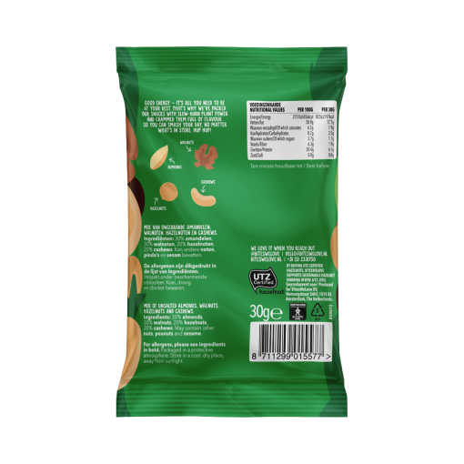 MIXED NUTS (30G)