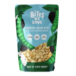 CRUNCHY PEAS SEA SALT & BLACK PEPPER (100G)