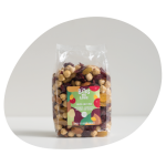 HAZEL NUT MIX (400G)